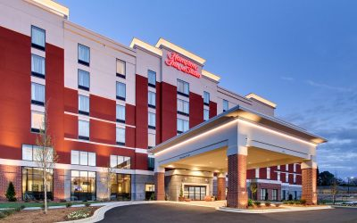 Pinnacle Hospitality opens new Hampton Inn & Suites Greenville Airport