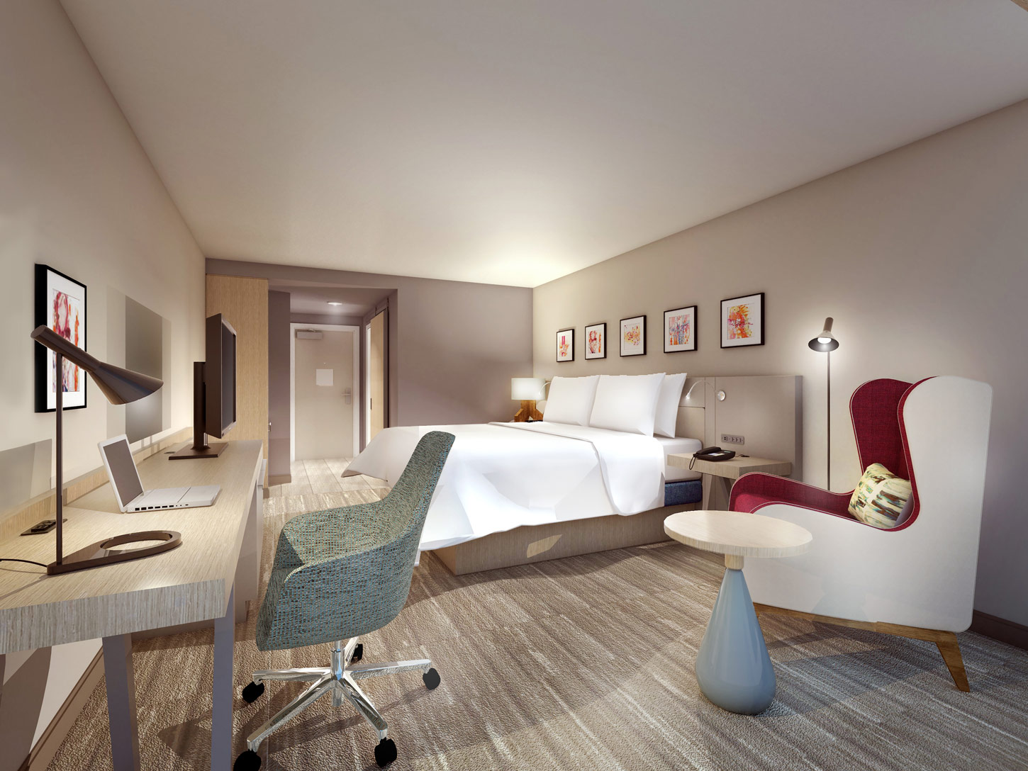 Spartanburg, SC U2013 Hilton Garden Inn, The Globally Recognized, Upscale Hotel  Brand Is Coming To The WestGate Towncenter In Spartanburg, South Carolina.